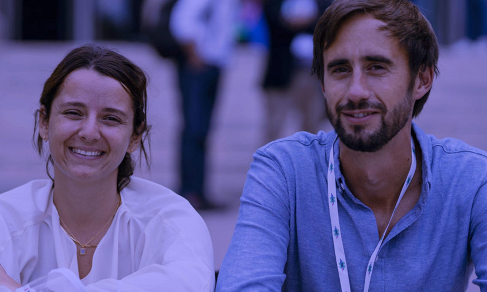 Eva Sadoun et Jean Moreau, Impact France